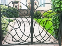 Кованые ворота 26