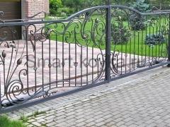 Кованые ворота 29