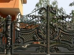 Кованые ворота 24