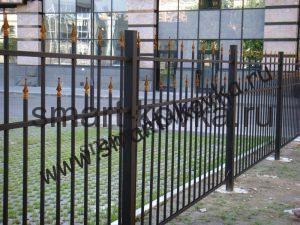 сварной забор 10