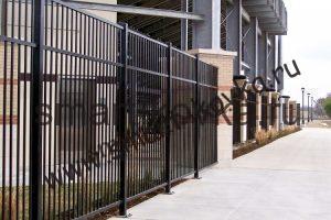 сварной забор 9